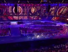 Creative Code and Animation for the Olympic Ceremonies