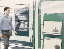 Mixed Media Animation for Lloyds