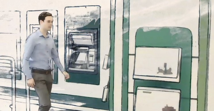 Mixed Media Animation for Lloyds